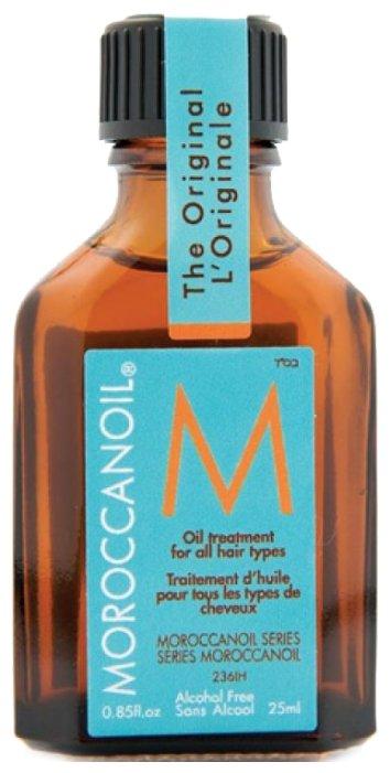Масло для волос Moroccanoil Treatment for All Hair Types Восстанавливающее масло для всех типов волос 100мл