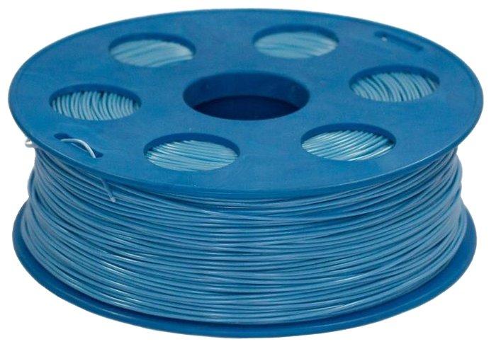 PLA пруток 3Dquality 1.75 мм светло-синий