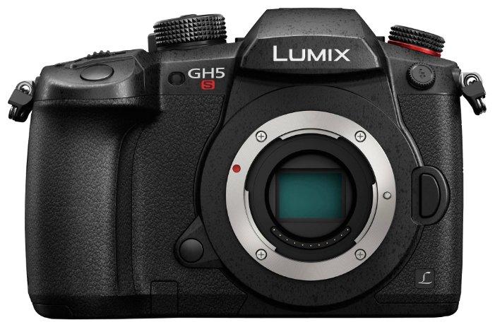 Panasonic Фотоаппарат со сменной оптикой Panasonic Lumix DC-GH5S Body