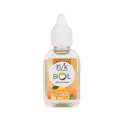 Масло Irisk Professional BiOil Апельсин и Имбирь, 30 мл
