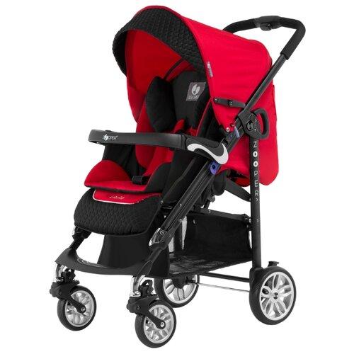 Купить Прогулочная коляска Zooper Z9 Lux red, Коляски
