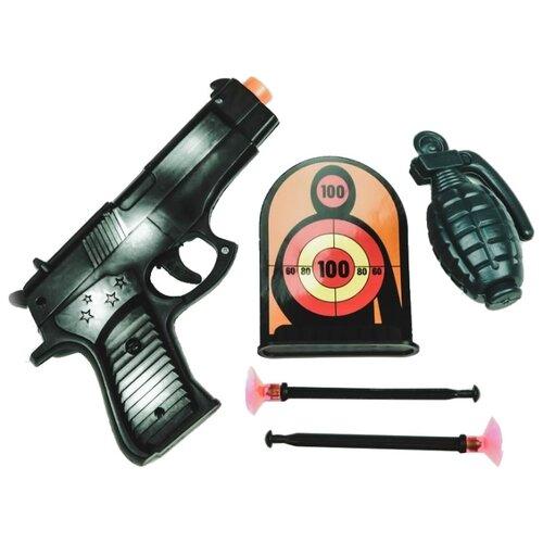 Купить Игровой набор Yako Полиция M6091, Полицейские и шпионы