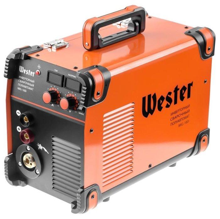 Сварочный аппарат Wester MIG-160i (MIG/MAG, MMA)