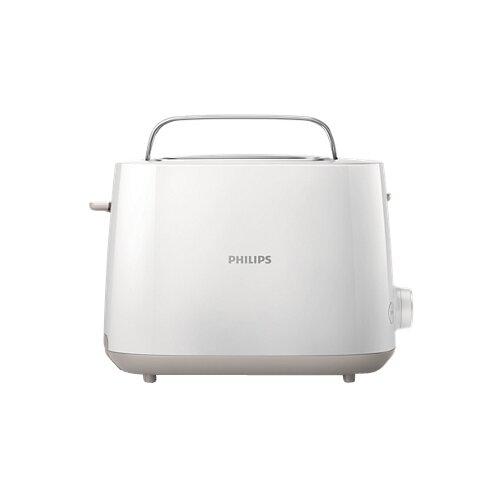 Фото - Тостер Philips HD2581, белый тостер philips hd2628 00