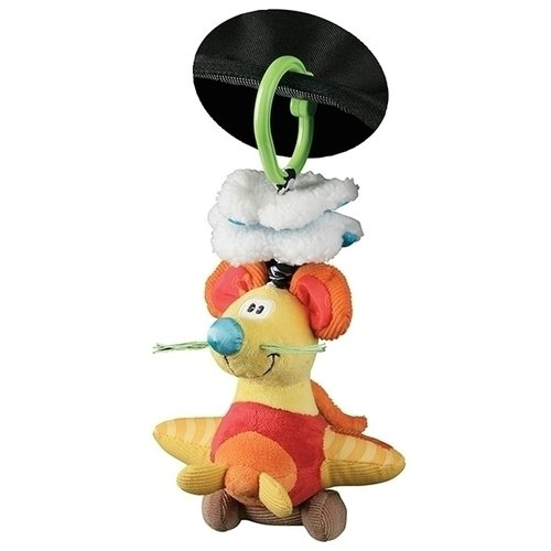 Подвесная игрушка Playgro Мышка (0101148) разноцветный playgro игрушка для ванной playgro кораблики