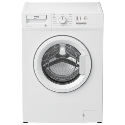 Стиральная машина Beko WRE 64P1 BWW стиральная машина beko wre 65p1 bww белый