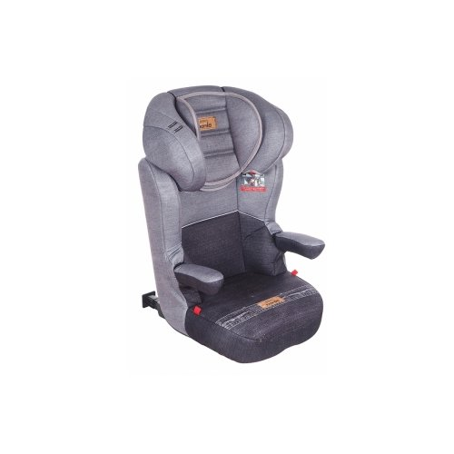 Купить Автокресло группа 2/3 (15-36 кг) Nania Sena Easyfix denim grey, Автокресла