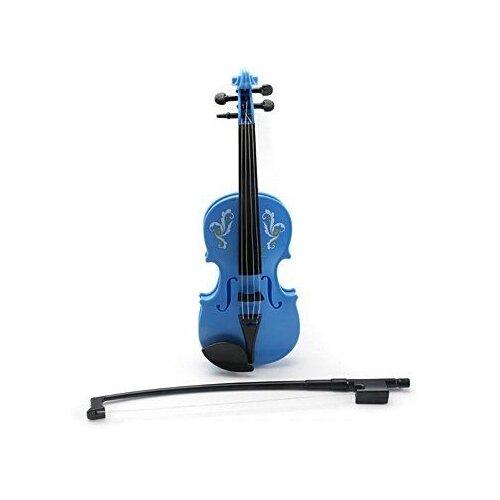 Shantou Gepai скрипка 369B голубой недорого