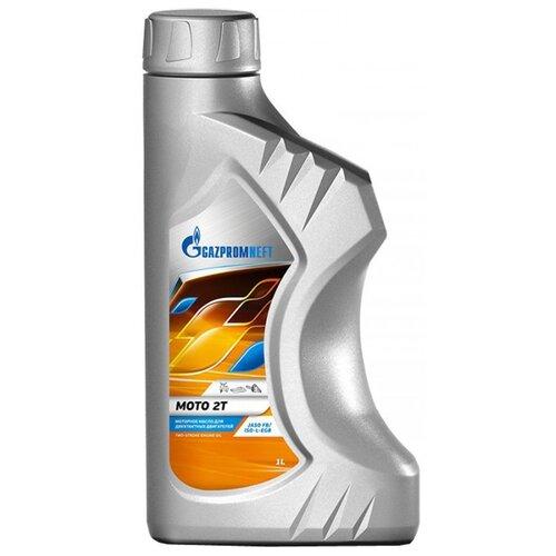 Фото - Масло для садовой техники Газпромнефть Moto 2T 1 л масло для садовой техники fubag 2t extra 1 л