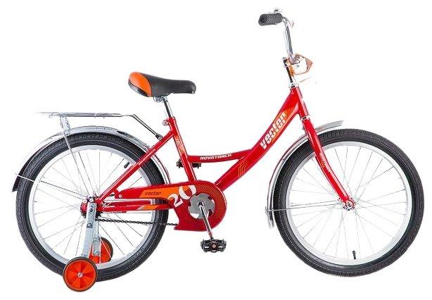 Детский велосипед Novatrack Vector 20 (2018)