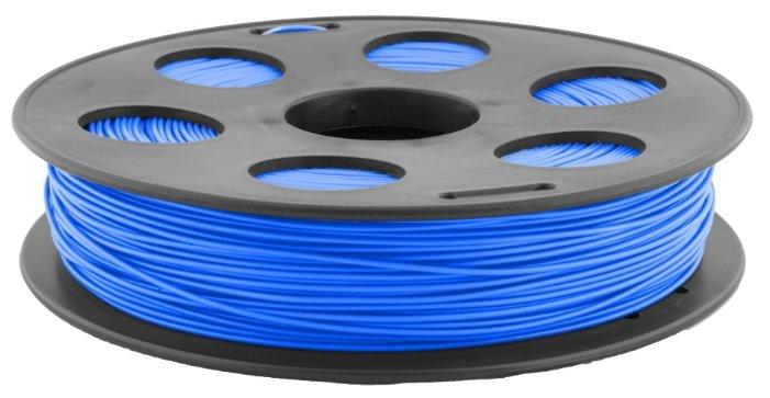 PLA пластик Bestfilament 1.75 мм для 3D-принтеров, 0.5 кг, синий