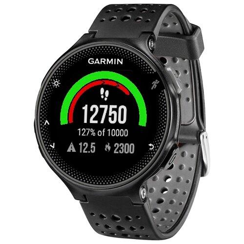 Часы Garmin Forerunner 235 черно-серыйУмные часы и браслеты<br>
