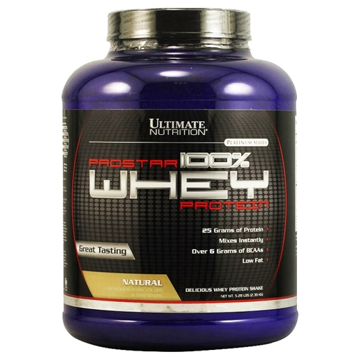 Протеин Ultimate Nutrition Prostar 100% Whey Protein (2.27-2.39 кг)