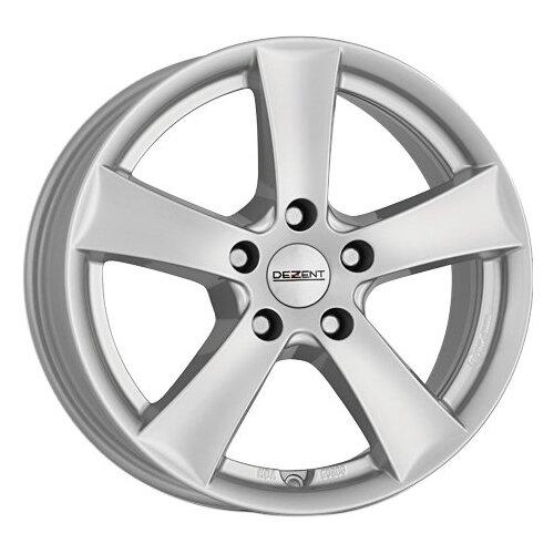 Колесный диск DEZENT TX 7.5x18/5x108 D63.3 ET52.5 Silver