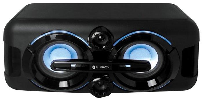 Портативная акустика BBK BTA7000 черный