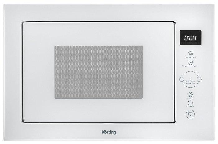 Сравнение с встраиваемая микроволновая печь Korting KMI 825 TGW