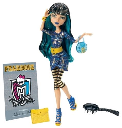 7e7f0cdf0 Купить Кукла Monster High Фотосессия Клео де Нил, 27 см, Y4313 по ...