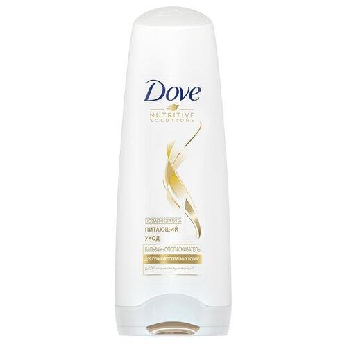 Dove бальзам-ополаскиватель Nutritive Solutions Питающий уход для сухих и непослушных волос, 200 мл