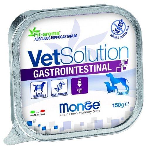 Корм для собак Monge VetSolution Gastrointestinal консервы для собак