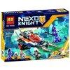 Конструктор BELA (Lari) Nexo Knight 10592 Турнирная машина Ланса
