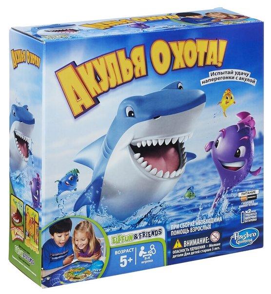 Настольная игра Hasbro games Акулья охота 33893