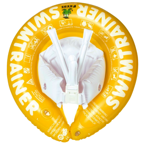 Купить Круг Swimtrainer желтый для опытных 10330, Надувные игрушки