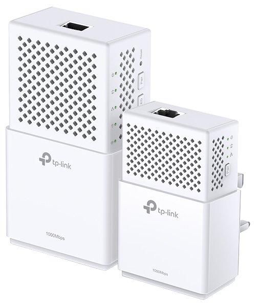 Wi-Fi+Powerline адаптер TP-LINK TL-WPA7510 KIT