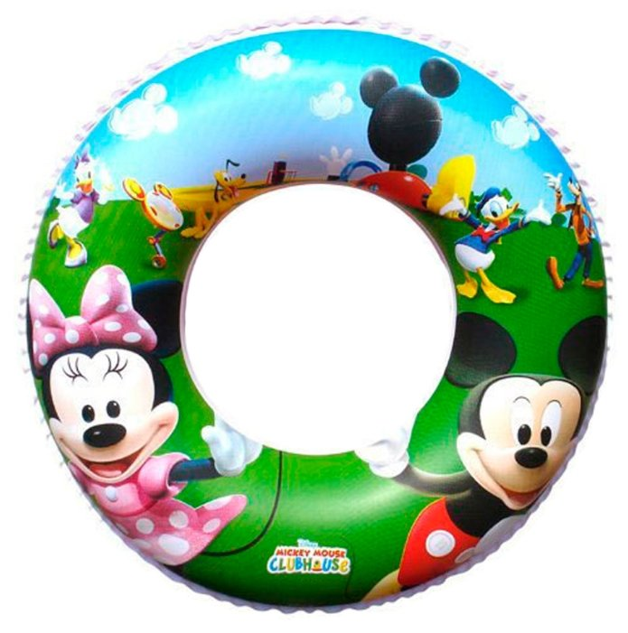 Круг для плавания Bestway Swim Ring 91004 BW