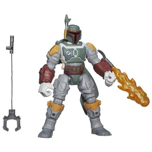 Игровой набор Hasbro Звездные войны: Лихачи. Боба Фетт B3667, Игровые наборы и фигурки  - купить со скидкой