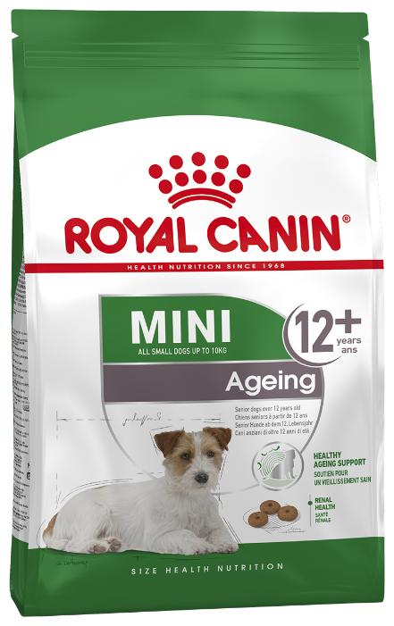 Корм для пожилых собак Royal Canin для профилактики МКБ, для здоровья кожи и шерсти (для мелких пород)
