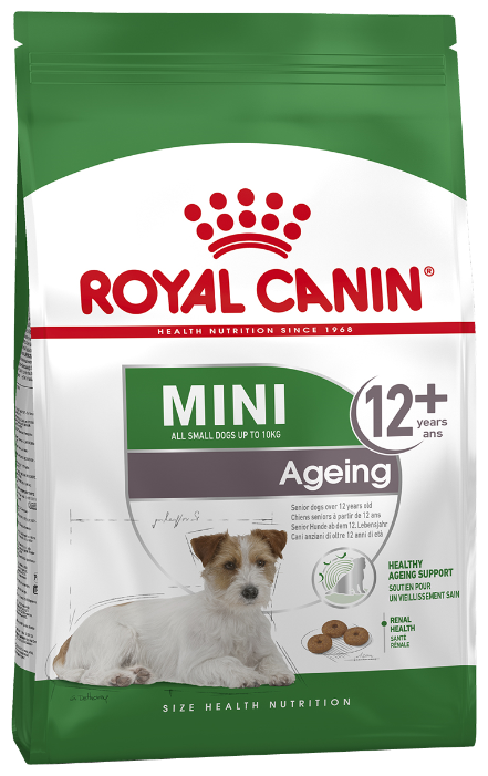 Корм для собак Royal Canin Mini Ageing 12+