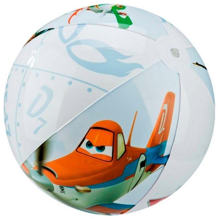 Пляжный мяч Intex Planes Disney 58058