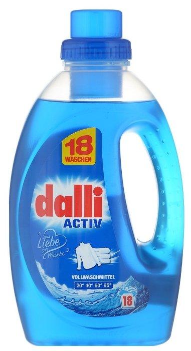Гель для стирки Dalli Activ для белого