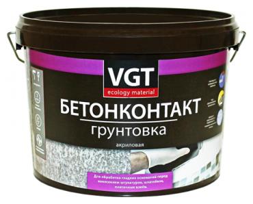 Грунтовка VGT бетонконтакт ВД-АК-0301 (16 кг)