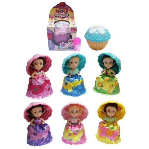 Купить Кукла 1 TOY Пироженка-Сюрприз 10 см Т57248, Куклы и пупсы