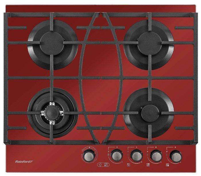 Rainford Варочная панель Rainford RBH-4614 BFWТ RED