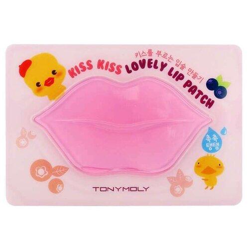 TONY MOLY Патч для губ Kiss kiss Lovely lip