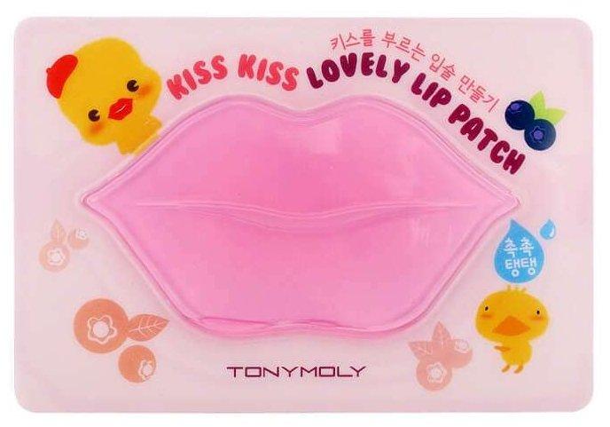 TONY MOLY Патч для губ Kiss kiss Lovely