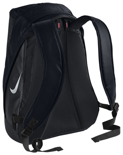 dab3c3c7e5e2 Купить Рюкзак NIKE Football Shield Standard black (BA5083-001) по выгодной  цене на Яндекс.Маркете