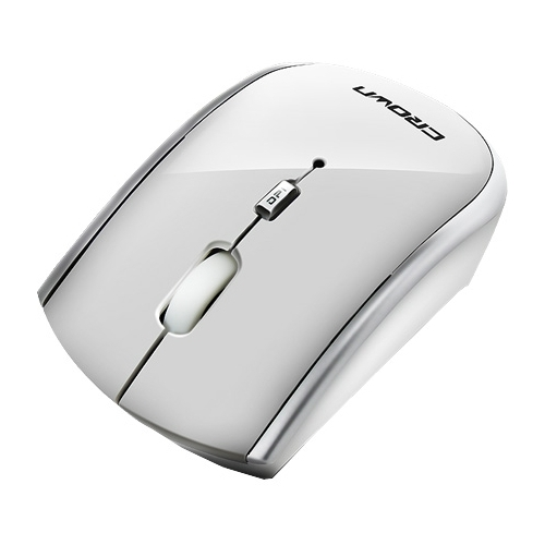 Мышь CROWN CMM-906W White USB