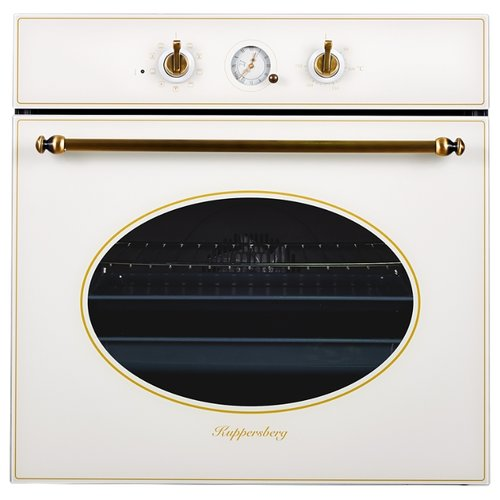 Электрический духовой шкаф Kuppersberg SR 663 W встраиваемый электрический духовой шкаф kuppersberg rc 699 c gold