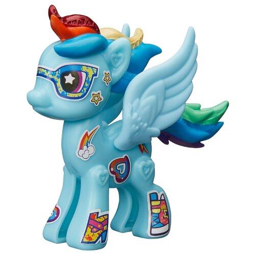 Игровой набор My Little Pony Создай свою пони Радуга Дэш B5105 игровой набор b2072eu4 на ферме яблочная аллея my little pony my little pony