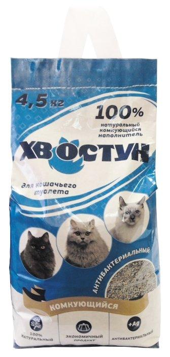 Хвостун Антибактериальный комкующийся ( 4.5 кг )