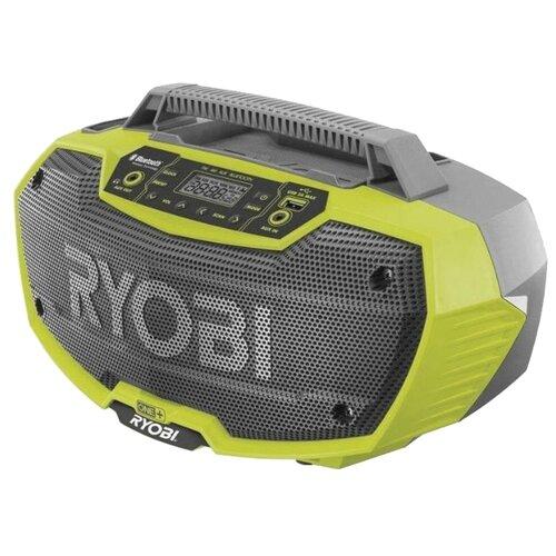 Радиоприемник RYOBI R18RH-0 зеленый/серый