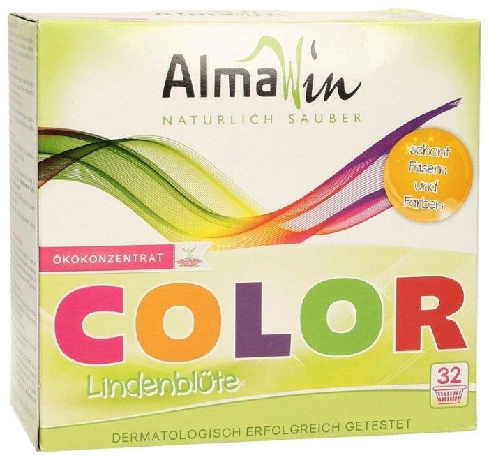 Стиральный порошок AlmaWin Color