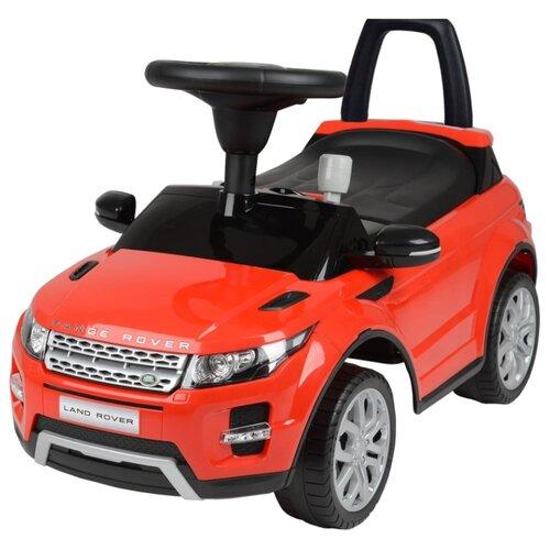 Купить Каталка-толокар RT Land Rover Evoque (156767) со звуковыми эффектами красный, Каталки и качалки