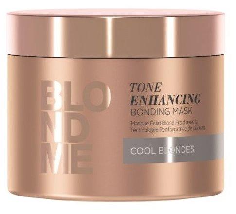 Blondme Tone Enhancing Бондинг-маска для волос холодных оттенков блонд