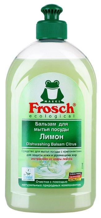 Frosch Средство для мытья посуды Лимон