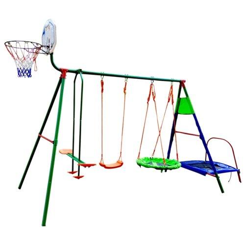 Купить Спортивно-игровой комплекс DFC MTB-01 зеленый, Игровые и спортивные комплексы и горки