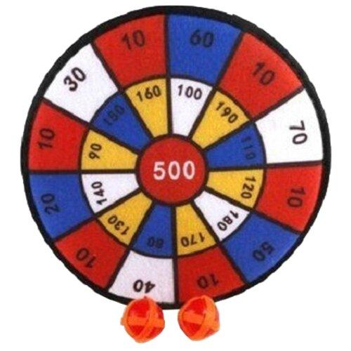Купить Дартс Shantou Gepai Shoot Hot с шариками-липучками (883), Спортивные игры и игрушки